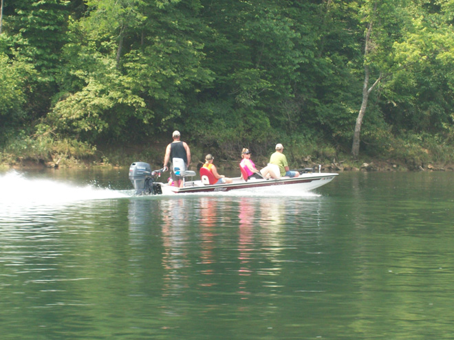 Fishing News in and near White River Missouri