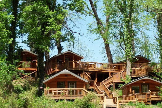 Lodging in and near White River Missouri