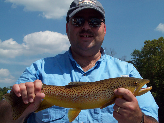 Trout Fishing Tips in and near White River Missouri